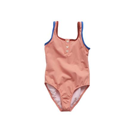 kids Pacific Rainbow Charlotte Swimsuit - Apricot
