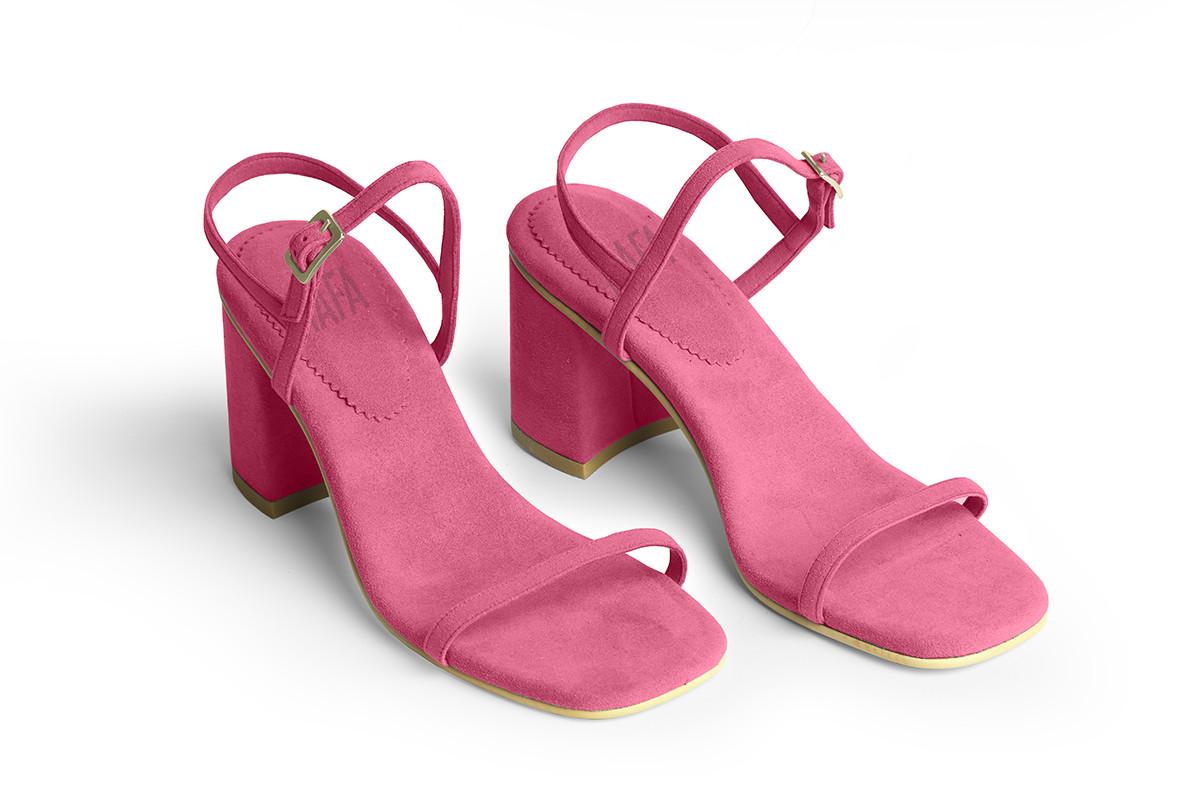 Rafa The Simple Sandal Femme Garmentory