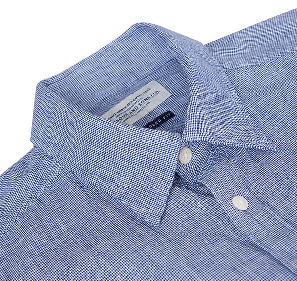 Barbour Drift Shirt Navy