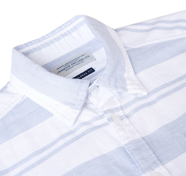 Barbour Harbour Shirt White