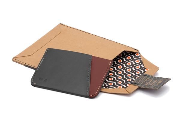 Bellroy Micro Sleeve Charcoal