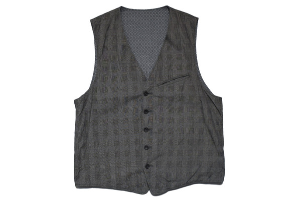 Engineered Garments Reversible Vest