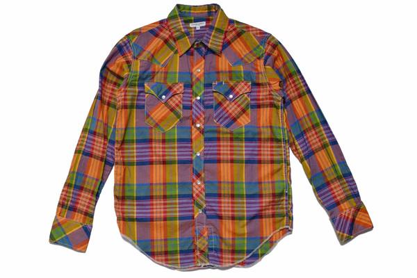 Engineered Garments Western Shirt