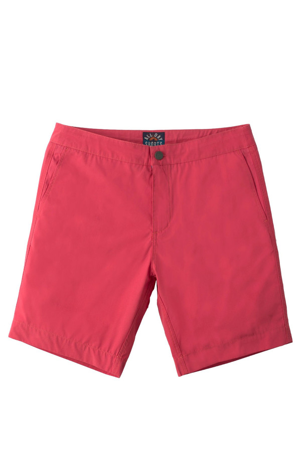 Faherty Brand All Day Short - Red