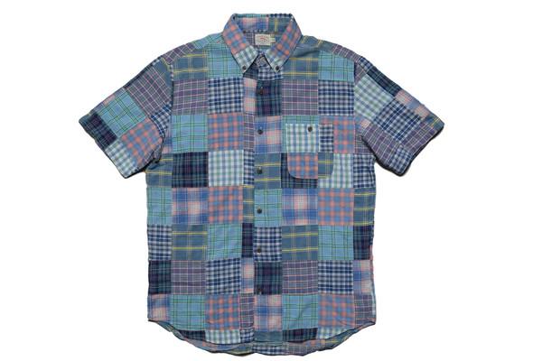 Faherty Brand Coast Shirt - Patchwork