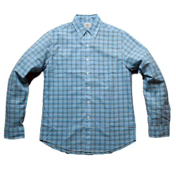 Faherty Brand Dawn Patrol Light Blue/Green