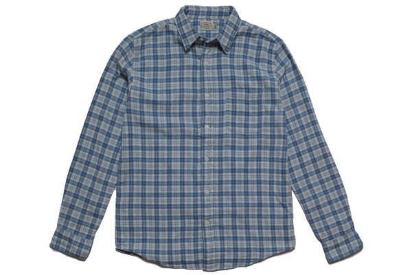 Faherty Brand Ventura Indigo - Blue Plaid
