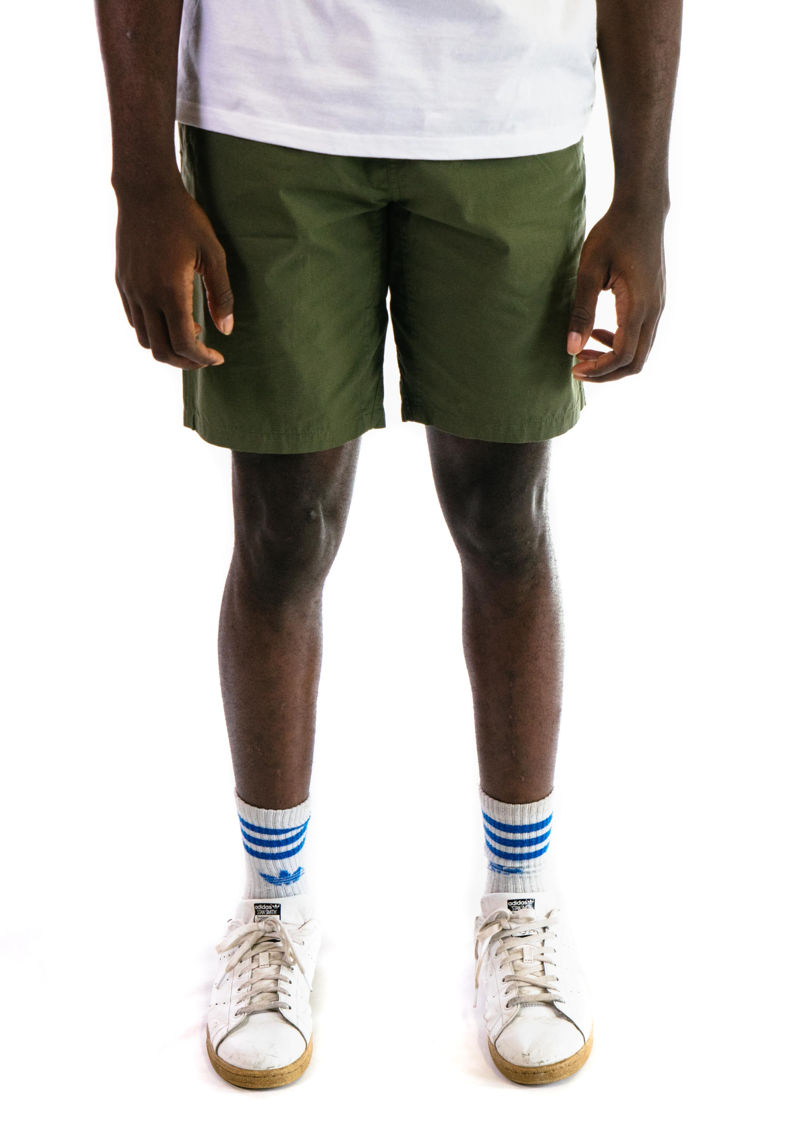 d2575971cd Carhartt Wip Colton Clip Short - Green | Garmentory