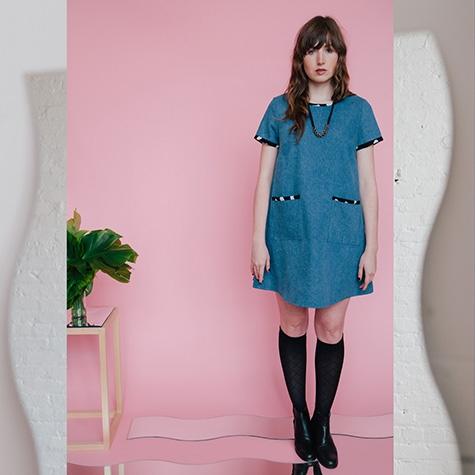 Kate Dress by Dusen Dusen
