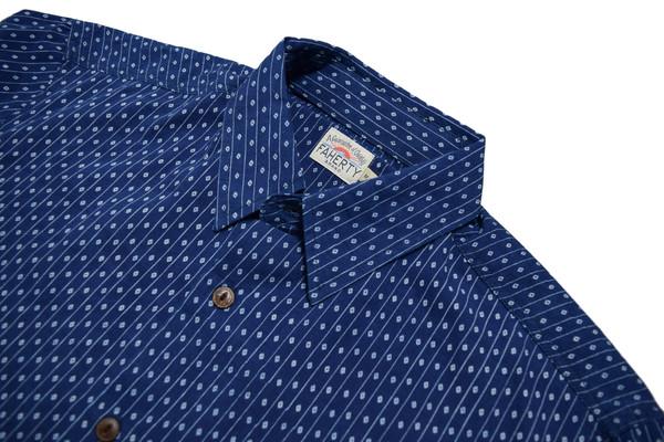 Faherty Brand Stirpe Coast Shirt
