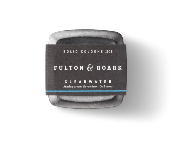 Clearwater 2oz Solid Cologne