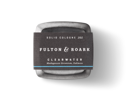 Fulton & Roark Clearwater 2oz Solid Cologne