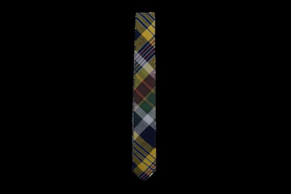 Gitman Vintage Archive Madras Tie