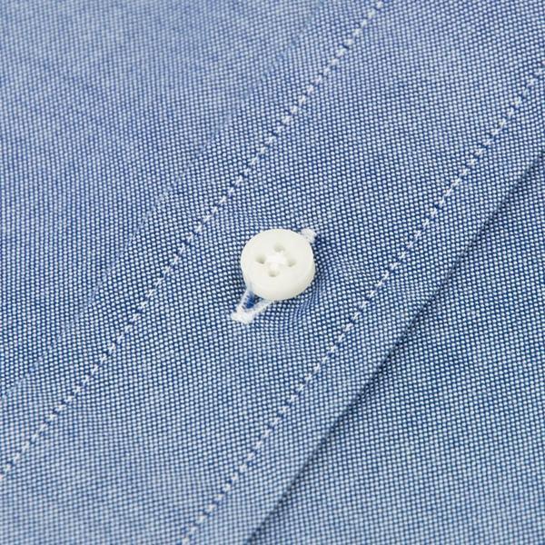 Gitman Bros. Chambray Shirt - Blue