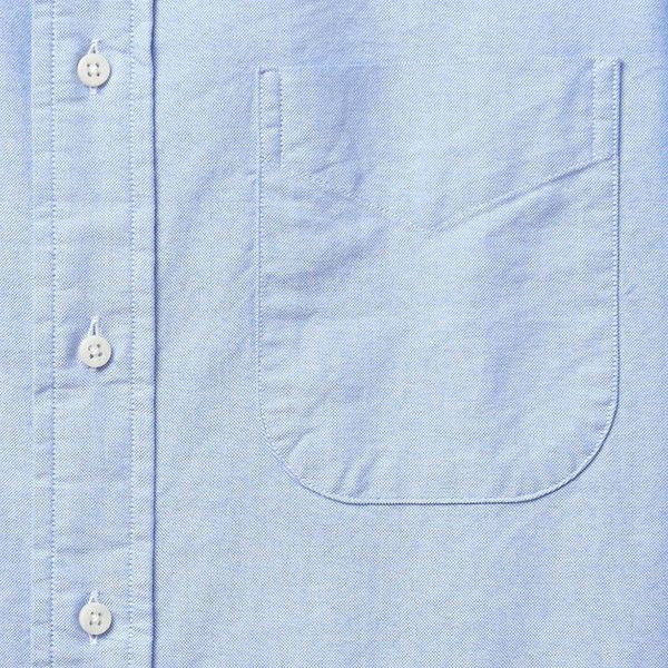 Gitman Vintage Oxford Shirt - Blue