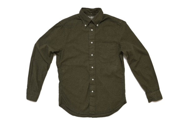 Gitman Vintage Loden Flannel