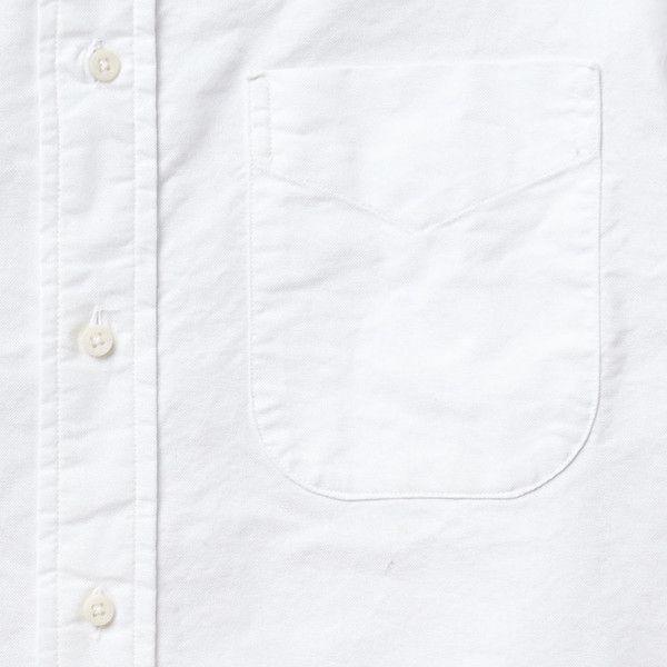 Gitman Vintage Oxford Shirt - White
