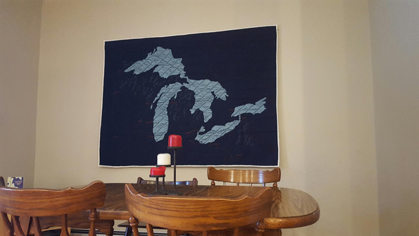 Haptic Lab Great Lakes Quilt