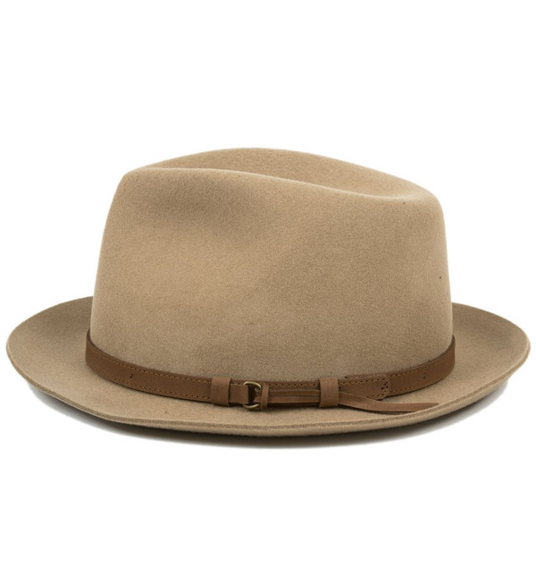 Iron & Resin Putty Lead Belly Hat