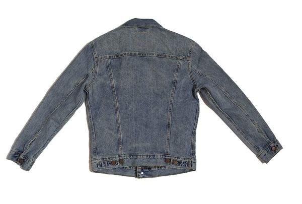 Levis Red Tab Levi's Trucker Jacket Icy