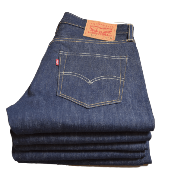 36fd3a36d13 Levis 511™ Slim Fit Jeans Raw Selvedge