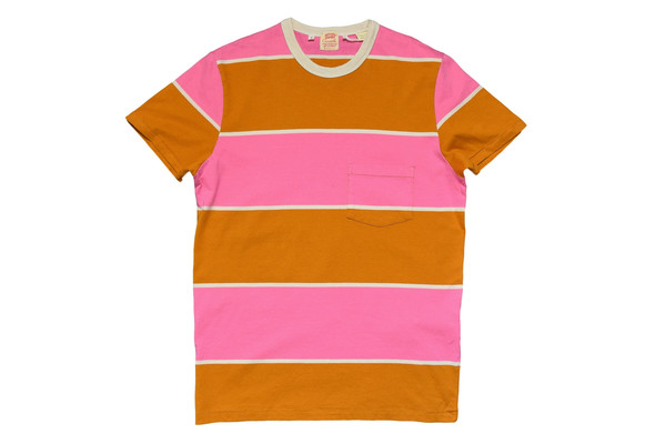 Levis Vintage Clothing Casual Stripe Peanut & Jelly