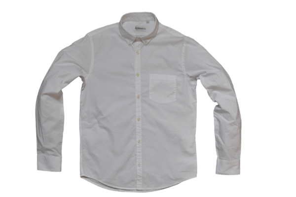 Milworks White Oxford