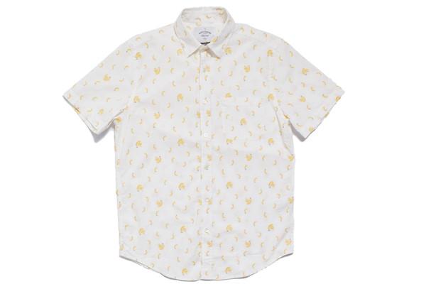 Portuguese Flannel Bananas Shirt