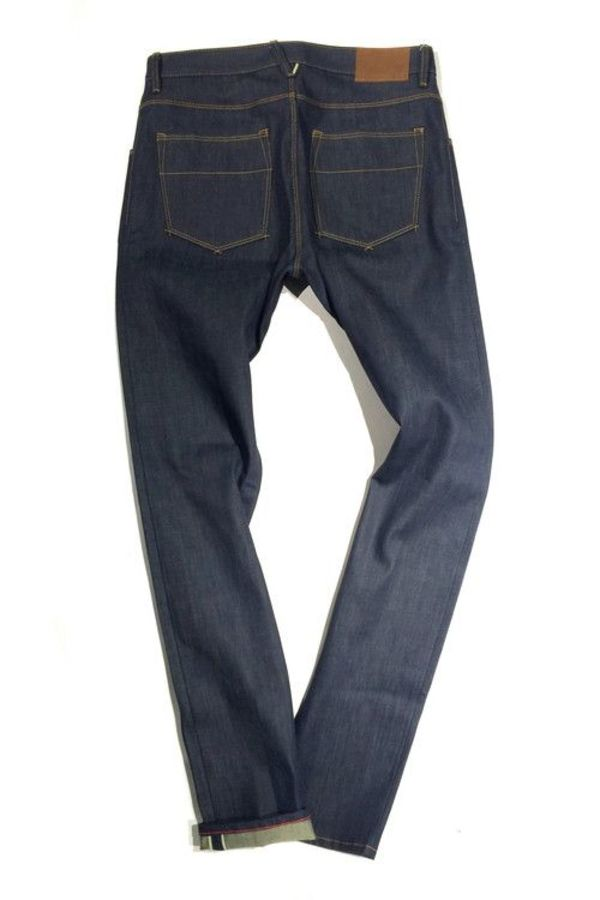 Raleigh Denim Martin Original Raw Selvedge