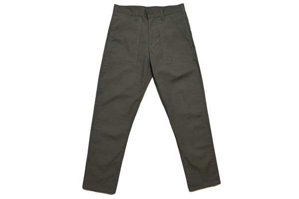 Stan Ray Slim Fatigue Pant - Olive Ripstop