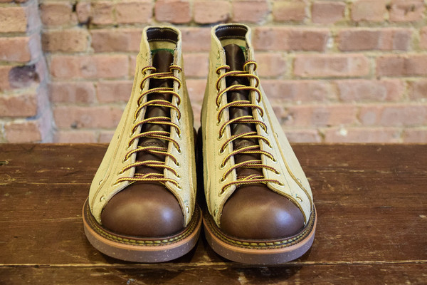 1892 by Thorogood Thorogood Boots 1892 Desert Sand Portage
