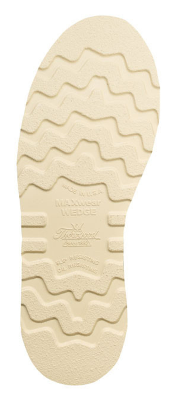 Thorogood Boots Black 6' Moc Toe