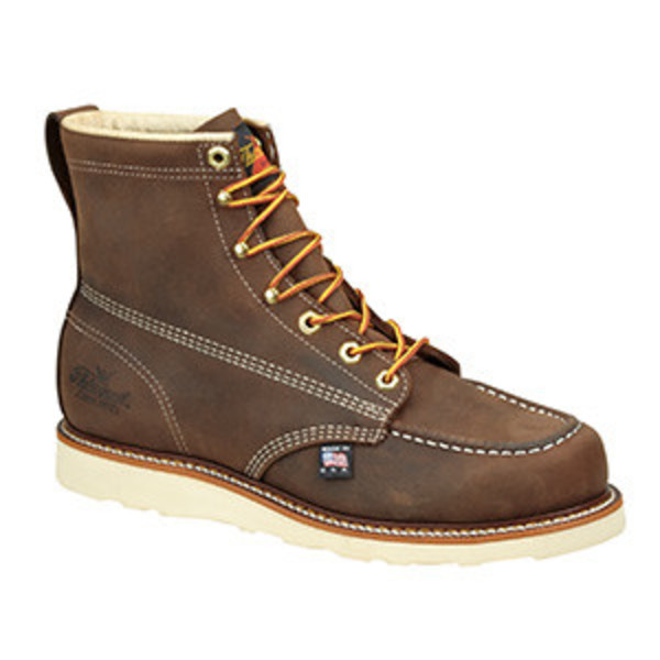 Thorogood Boots Dirty Brown 6' Moc Toe