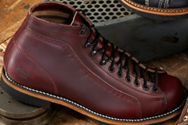 1c756471fc3 1892 by Thorogood Thorogood Boots Sale 1892 Portage Burgundy on Garmentory