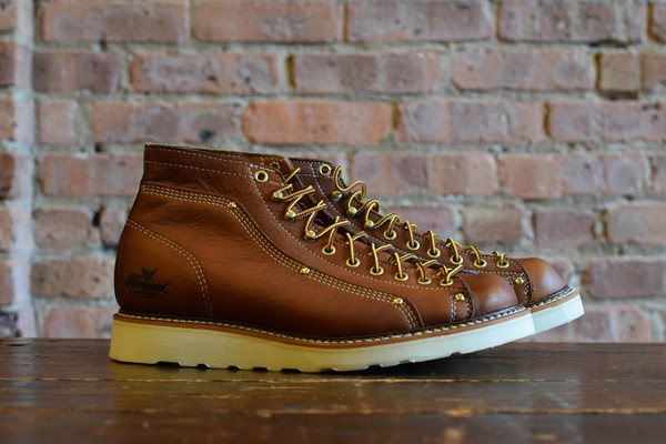 Thorogood Boots Sale Tobacco Lace To