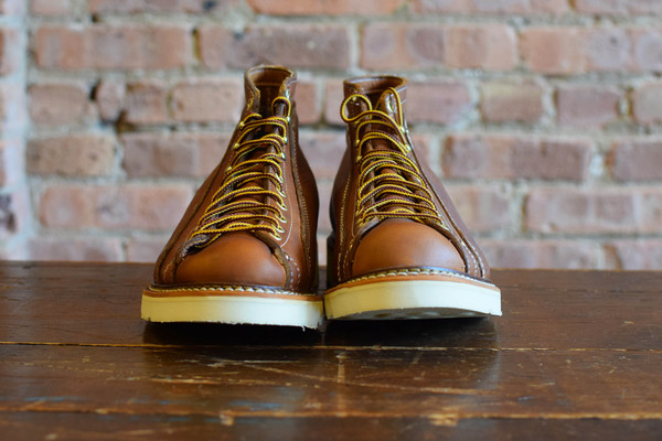 Thorogood Boots Sale Tobacco Lace To Toe Roofer
