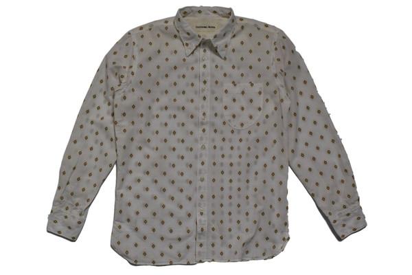 Universal Works Dobby Point Collar Shirt