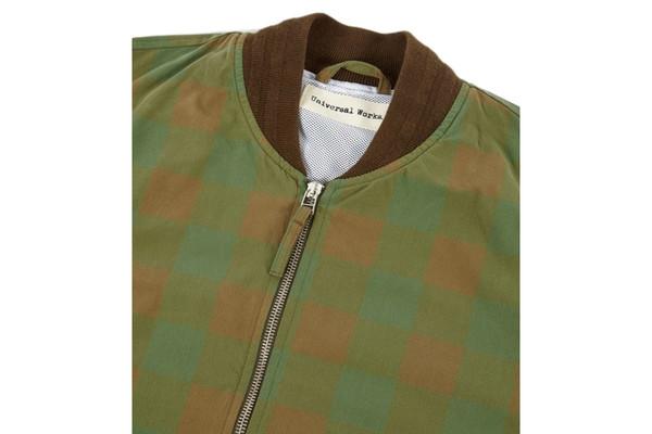 Universal Works UW MA1 Jacket