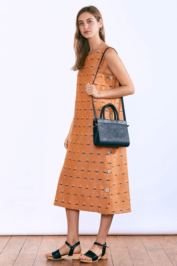 C.A.B Graphite Mini Jeanne Bag