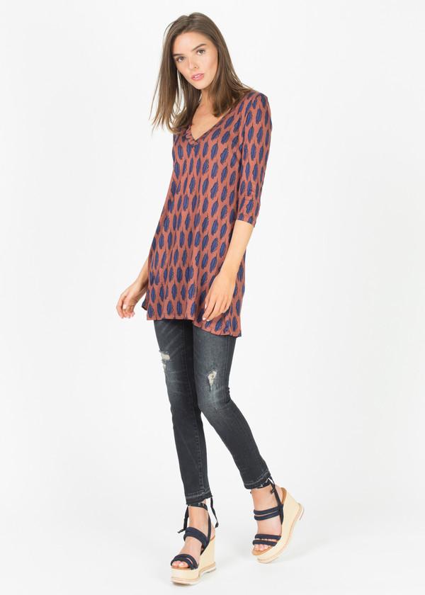 Siyu Camisetas Viscose Shirt