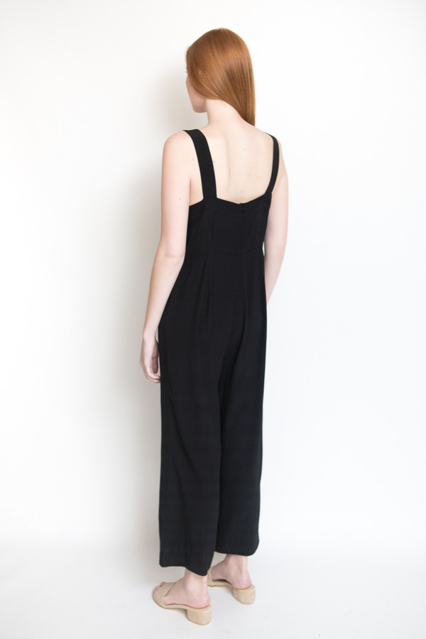 Just Female Petra Jumpsuit - Black