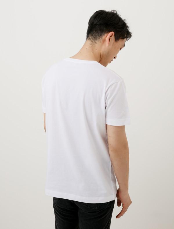 Frank Leder Cotton Print T-Shirt Boxing
