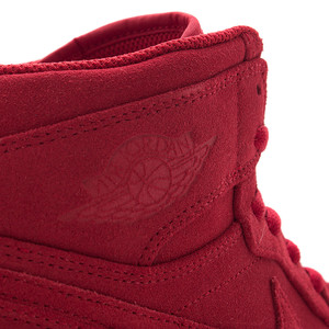 JORDAN 1 RETRO HIGH RED SUEDE / GYM RED