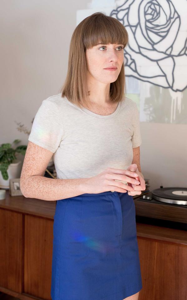 Betina Lou Amy Top (Grey)