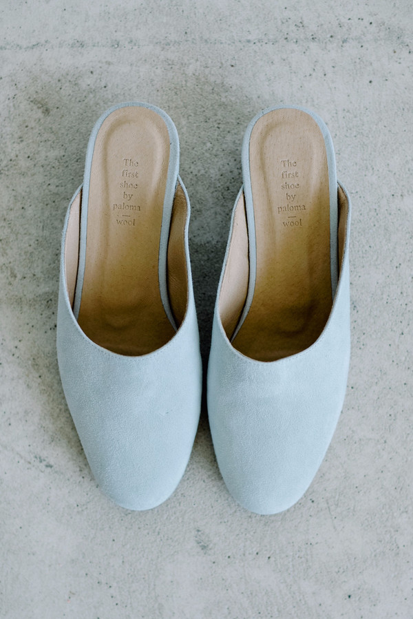 Paloma Wool Pia Shoe // Sky Blue
