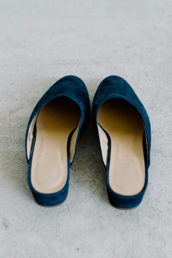 Paloma Wool Pia Shoe // Navy