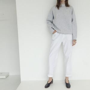 Johan Vintage Light Heather Grey Sweatshirt