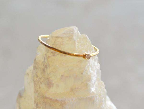 By Chari Lili Ring in Gold & Diamond