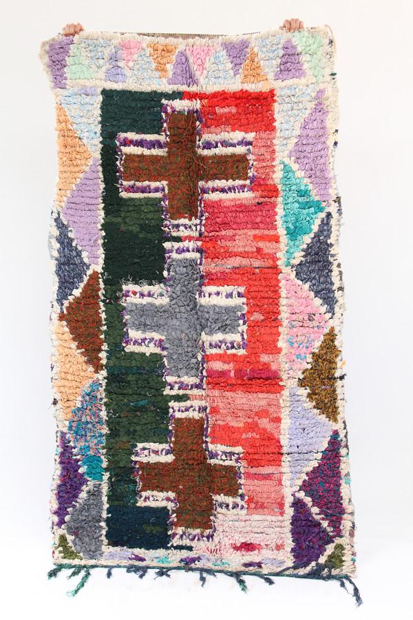 Artist Boucherouite Rug M1 17 6
