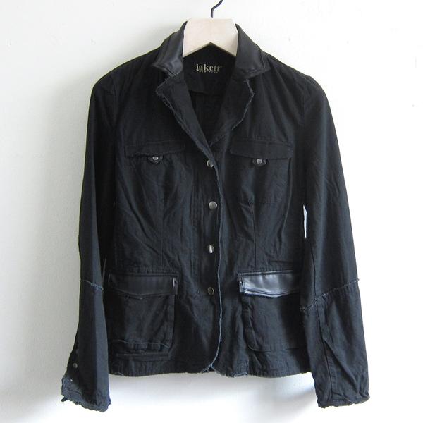 Jakett New York washed cotton Meryl jacket